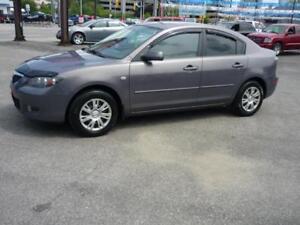 2007 Mazda Mazda3 GS Safety Included