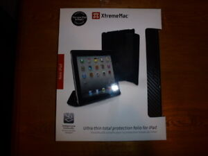 iPad cover, never used, excellent condition