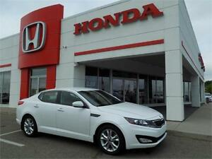 2012 Kia Optima EX Turbo | Automatic | Leather