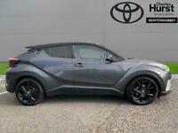 2018 Toyota C-HR 1.8 Hybrid Dynamic 5Dr Cvt [Leather] Auto Hatchback Hybrid Auto
