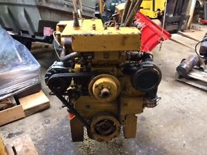Caterpillar 3054 Marine engine
