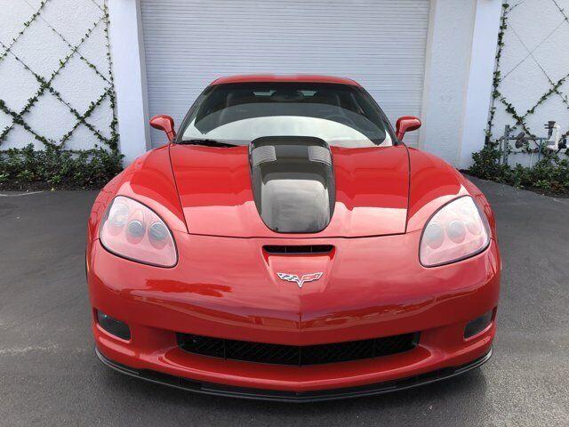 2009 Red Chevrolet Corvette Z06 2LZ   C6 Corvette Photo 4