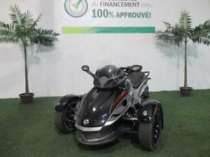 2011 CAN AM SPYDER  RS-S  +++++ SEULEMENT 51$/SEMAINE +++++