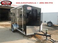 6X10 SCREWLESS CARGO TRAILER - BEST BANG FOR YOUR BUCK!! London Ontario Preview