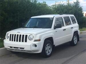 2009 Jeep Patriot North 4WD *ACCIDENT FREE* FINANCING AVAILABLE!