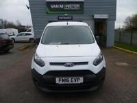 Ford Transit Connect T220 1.5tdci 75ps DIESEL MANUAL WHITE (2016)