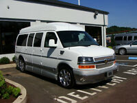 Van Chevrolet Express Limited SE conversion Explorer