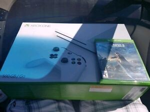 Xbox One S 500GB+Final Fantasy