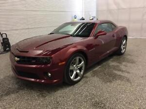 2010 Camaro 2-SS  Couleur Candy