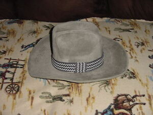 Vintage Boot Hill woman cowboy hat