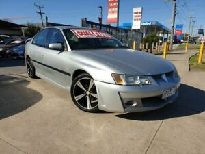2004 Holden Commodore VY II Executive 4 Speed Automatic Sedan