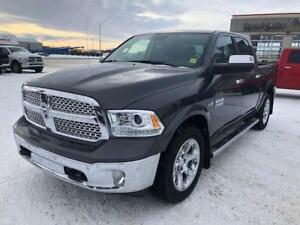 2017 Ram 1500 Laramie, 4X4, 5.7L Hemi Fleet Blow Out