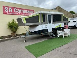 2016 JAYCO SWAN OUTBACK with AWNING and ANNEX WALLS Klemzig Port Adelaide Area Preview