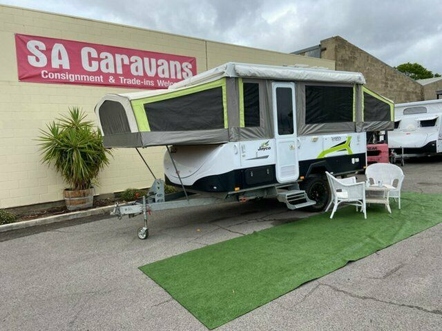 2016 JAYCO SWAN OUTBACK with AWNING and ANNEX WALLS ...