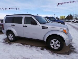 2009 Dodge NITRO 4WD SXT For Sale Edmonton