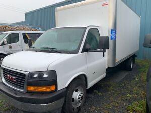 2017 Chevrolet Express Cutaway Van