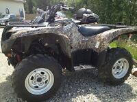 Yamaha ATV Grizzly 700 FI Ducks unlimited LE Good condition !!