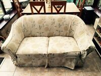 Laura Ashley Double Sofa Bed - collection only