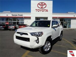 2016 Toyota 4Runner SR-5 V6 4x4 NAVI ROOF LEATHER