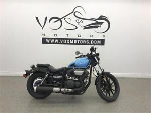 2015 Yamaha XVS 950- Stock #V2565- Free Delivery in the GTA**