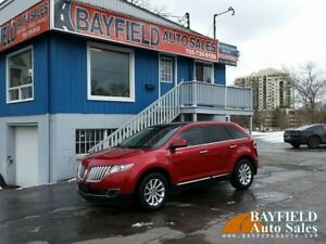 2011 Lincoln MKX AWD **Navigation/Pano Roof/Remote Start**