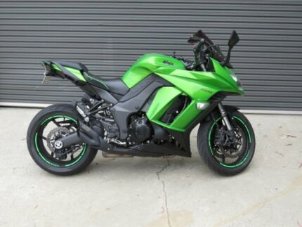 2014 Kawasaki Z1000 ABS Road Bike 1043cc Geelong Geelong City Preview