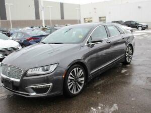 2017 Lincoln MKZ SELECT AWD LEATHER/NAV/SUNROOF/PREMIUM AUDIO