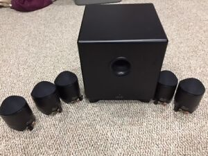 Mirage Speaker System for Home Theatre