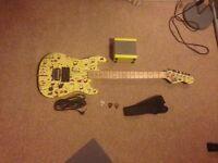 Spongebob squarepants electric guitar