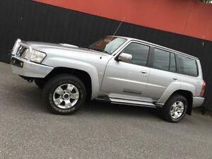 2011 Nissan Patrol GU 7 MY10 ST Grey 4 Speed Automatic Wagon Moorabbin Kingston Area Preview