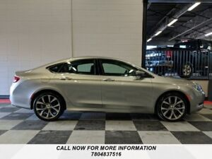 2016 Chrysler 200 C, Leather, Panoramic Sunroof, Back Up Camera,
