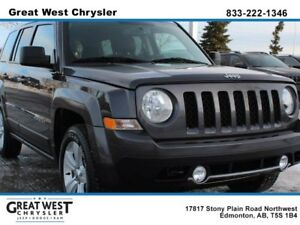 2017 Jeep Patriot ONE OWNER**NOT A RENTAL**NO ACCIDENTS**SUN & S