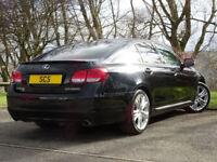 LEXUS GS 3.5 450H SE 4d AUTO (black) 2009