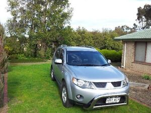Mitsubishi Outlander Nuriootpa Barossa Area Preview