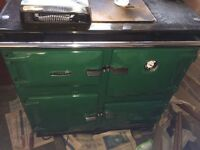 AGA - RAYBURN 480K - FOR REFURBISHMENT OR SPARES