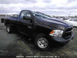 Parting Out 2016 Ram 1500 4X4 3.0 Diesel