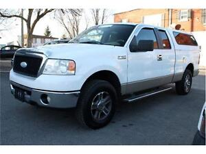 2007 FORD F-150 XLT 4X4 TPS-INCLUSE