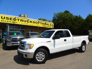 2013 Ford F150,XLT, 4x4,8 Foot Box !!No Accidents !!!We finance!