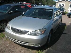 2003 Toyota Camry LE BLOWOUT SALE $1999!!