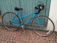 V. rare ladies lightweight racing bicycle by LOTUS