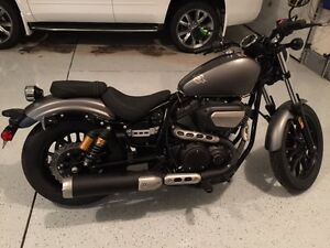 2014 Yamaha Star Bolt