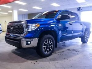 2018 Toyota Tundra CREWMAX TRD OFF ROAD