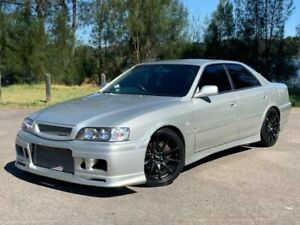 1996 Toyota Chaser JZV100 Silver Automatic Sedan Lansvale Liverpool Area Preview