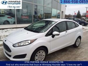 2014 Ford Fiesta SE Heated Seats FWD Cloth Manual