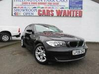 BMW 118 2.0TD ES, LOW ROAD TAX
