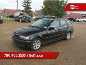 2004 BMW 3 Series 325 xiT; AWD, LEATHER, SUNROOF, HEATED SEATS