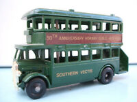 Lledo Promo Model D/D AEC Regent Bus Southern Vectis 50th Hornby Dublo 1938-1988 Isle of Wight
