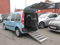 renault kangoo automatic wheelchair car, mobility scooter, WAV