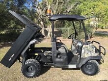 Kubota RTV 900 4x4 diesel Tipper alloy tray Hunt polaris cart Yatala Gold Coast North Preview
