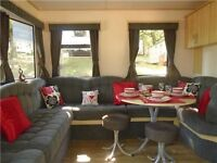 3 bed cheap caravan for sale,perfect for fishing, close to camber sands. 11 month season